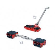 Комплект такелажных платформ X8+Y8 Lema