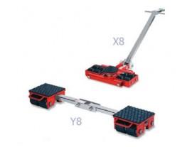 Роликовая такелажная система  X8+Y8