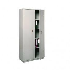 Металлический архивный шкаф бухгалтерский КБ-10