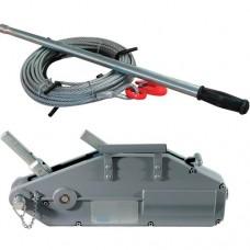 Монтажно - тяговый механизм МТМ ZNL-0,8 с крюком
