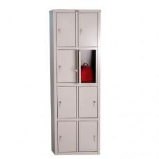 Металлический шкаф локер Практик LS(LE)-24